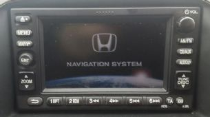 Latest 2012 Sat Nav Disc Update for HONDA V2.11
